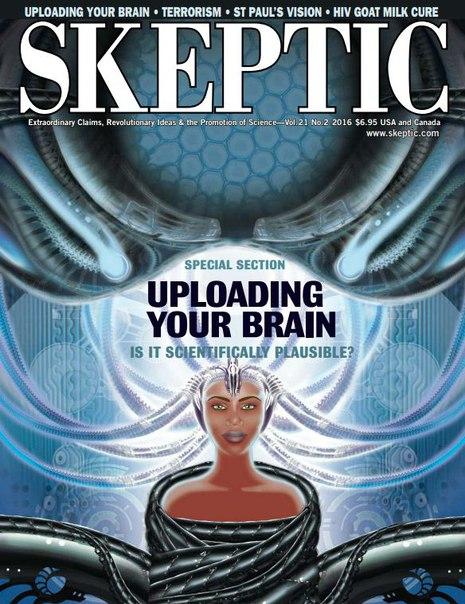 Skeptic Vol.21 No.2 2016 vk.com