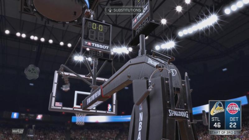 NBA 2K17 PS4 - MyGM Expansion - 3 - St. Louis Sound