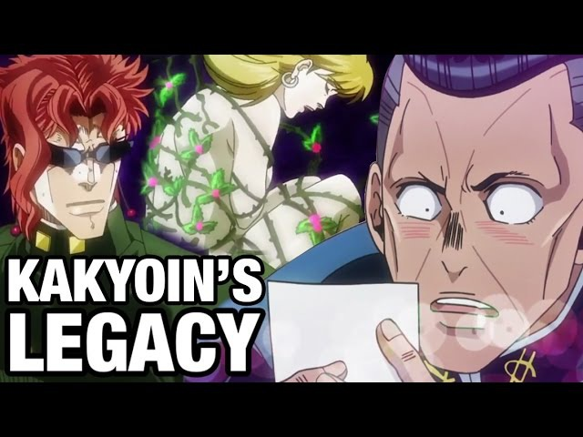 Kakyoin s Legacy