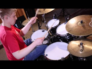 Robert 'Sput' Searight Drum Lick Lesson II