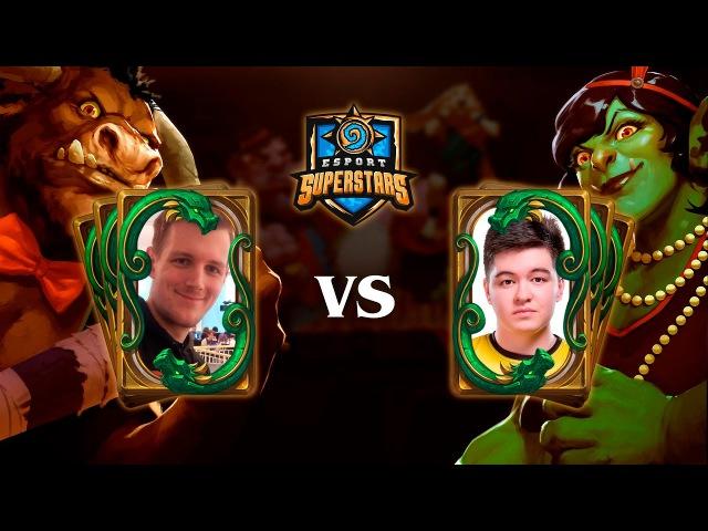 RU SuperJJ vs Ostkaka eSport Superstars Group A
