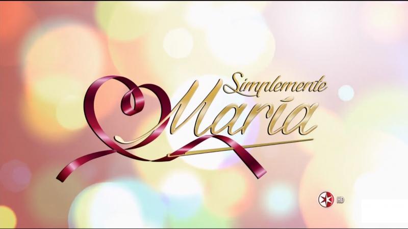 Проморолики канала Теленовелла о сериалах Просто Мария и Два лица страсти
