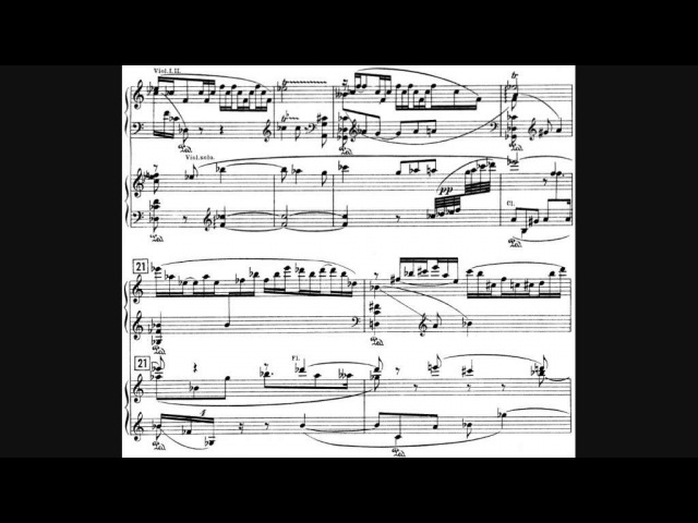 Alexander Scriabin The Poem of Ecstasy Le Poème de l'extase