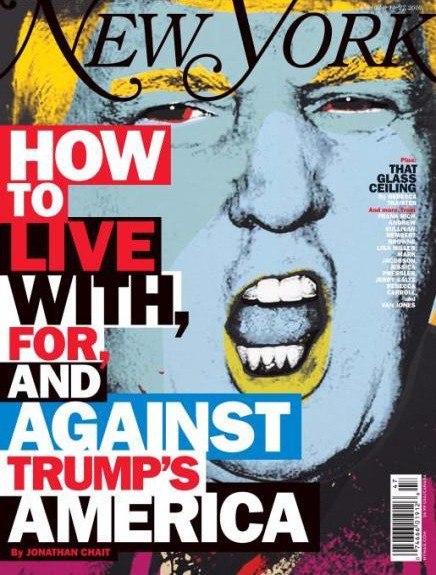 New York Magazine - 14 November 2016
