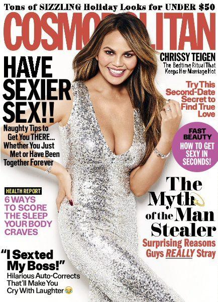Cosmopolitan USA December 2016