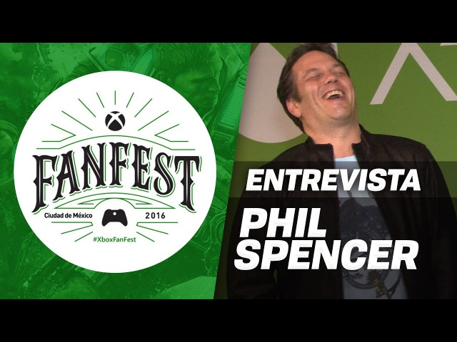 Minha esperança é que você possa jogar nossos games onde quiser Phil Spencer Xbox Fan Fest