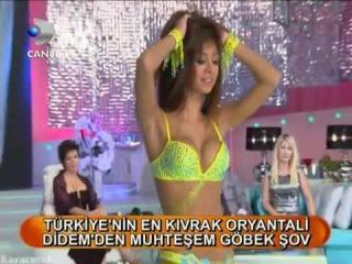 New Turkish Belly Dancer   Didem 58 2016