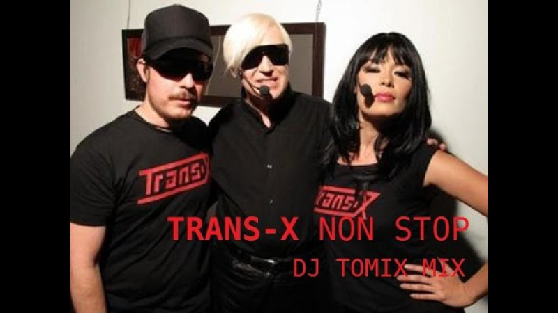 DJ Tomix Non Stop Trans X Mix EqHQ