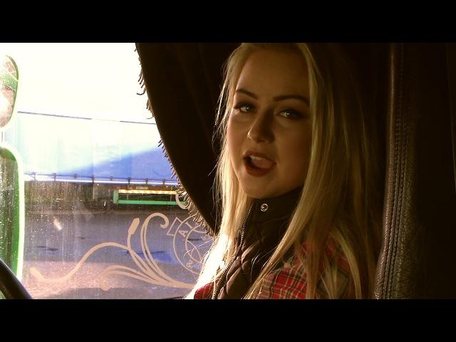 Ailish Mc Bride Scania 164
