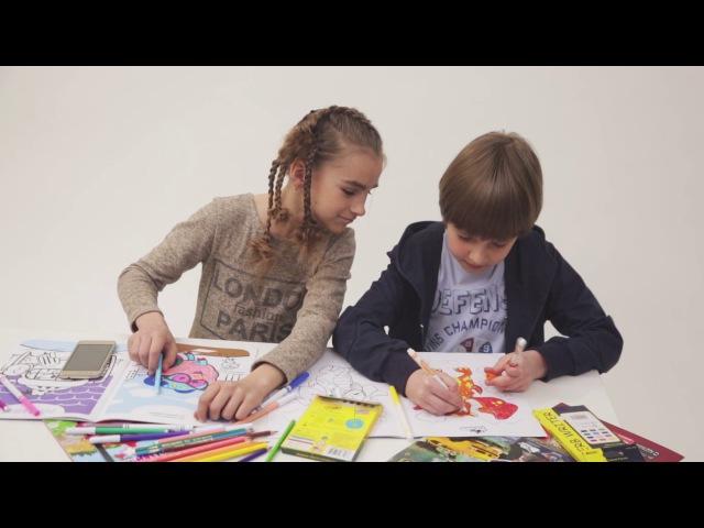 Devar kids розмальовки майбутього