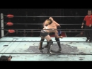 Okami (Daichi Hashimoto, Hideyoshi Kamitani) vs. Kazumi Kikuta, Yoshihisa Uto (BJW - 08.11.2017)