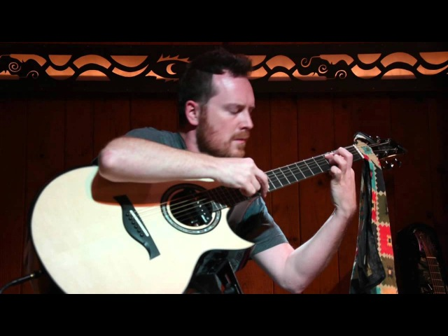 BEST PERCUSIVE FINGERSTYLE GUITAR Antoine Dufour These Moments