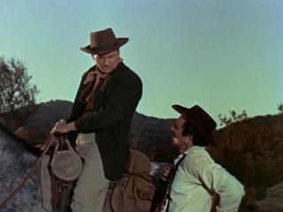 Пять стволов Запада (Five Guns West). 1955