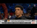 Lonzo Ball NBA Draft 2017 Pick 2 LAL Round 1 NBA Draft