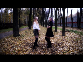 DANCE COVER BLACKPINK   (AS IF IT'S YOUR LAST) /Deshi&Lisa