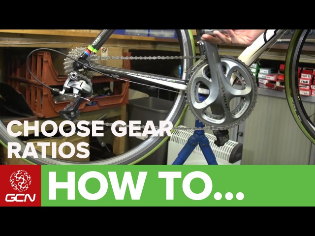 How To Choose Your Chainrings Cassette - GCNs Guide To Selecting Gear Ratios