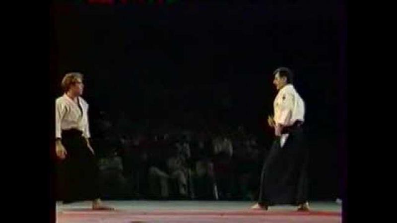 Bercy Festival 1990: Aikido Aikibudo Jodo