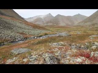 Пеше-водный поход по Приполярному Уралу
