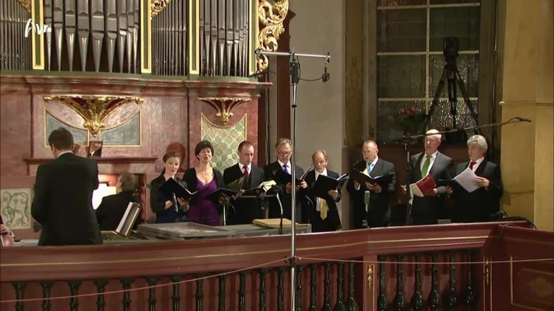 102 J S Bach Cantate BWV 102 Gesualdo Consort Musica Amphion Pieter Jan Belder Harry van der Kamp