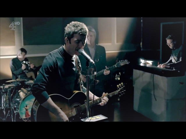Don't Look Back in Anger Live at RAK Studios NG's HFB The Great Songwriters