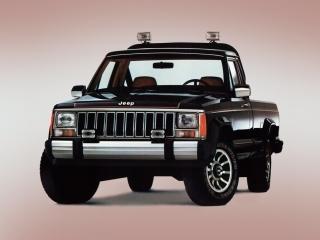Реклама Jeep Comanche MJ - 1989
