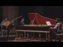 659 525 527 529 J. S. Bach - Trio sonatas 1, 3, 5 BWV 525 527 529 Choral BWV 659 (2 clav théorbe) - Alarcon Rondeau Dunford