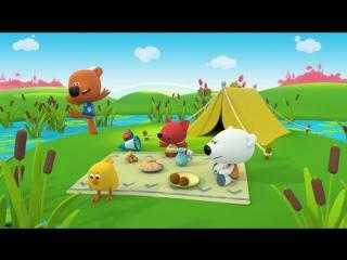 Мультик Мимимишки - Порядок - все серии подряд! Веселые мультфильмы для детей