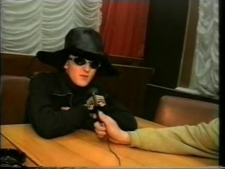 Мистер Малой в Харькове. 1996 год.