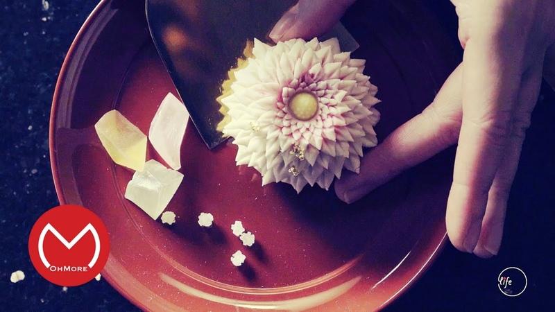 The Art of Japanese Seasonal Sweets Wagashi