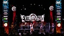 EVTHANAZIA - War`jactva live at UNITED METAL FESTIVAL (Belarus-Rechitsa)