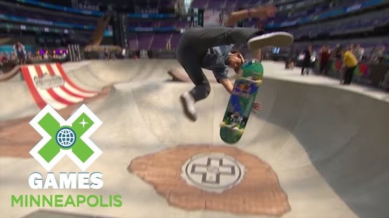 Alex Sorgente: Athlete Profile | X Games Minneapolis 2018