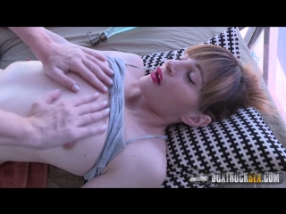 Regno Erotis CCIII. BoxTruckSex, Ava Courcelles And Julie, Massage, Lesbian, Sex, French, Dildo