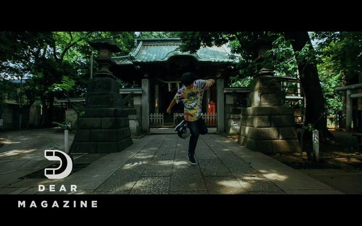 Ko-suke : Freestyle Footballer / Short documentary