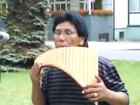 La Paloma instrumental flauta de pan YouTube