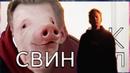 D.K. Inc. смотрит Тупой свинорыл - ДК