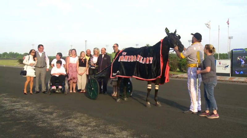 Hannelore Hanover Harness Horse of the Year 2017