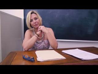Brianna Beach  Aunt Tutors Disobedient Nephew (POV, MILF)