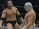 Perro Aguayo Jr. vs. Hijo del Santo, el duelo máscara contra cabellera que nunca llegó.
