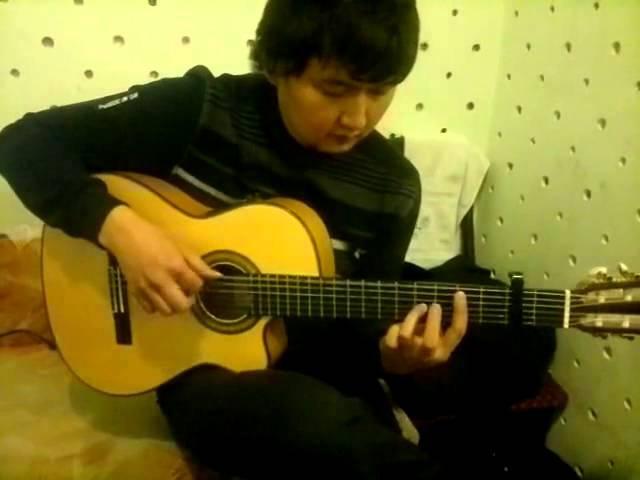 Бауыржан Жылкыбаев Көңіл толқыны гитарамен