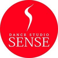 Логотип Студия танца SENSE / Казань Школа танцев / Танцы