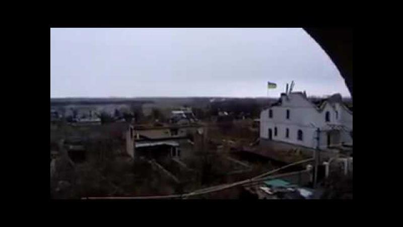 14 04 17 ВСУ атакуют Жабичево Жабуньки