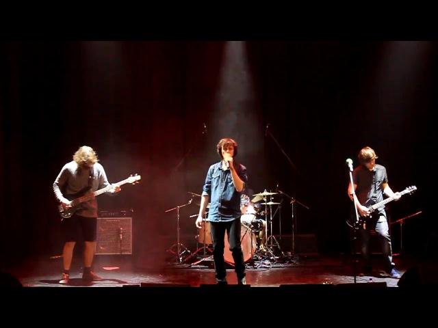 Wan't Stop Arlandria Foo Fighters cover live Технотрек 09 09 2016