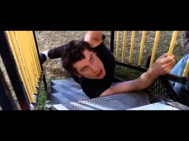Бриолин Grease 1978 You are the one that I want