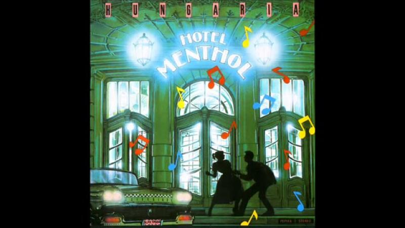 Hungária Hotel Menthol Album AUDIO