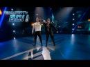 Противостояние двух красавцев на Танцуют все! Влад Литвиненко и Богдан Урхов