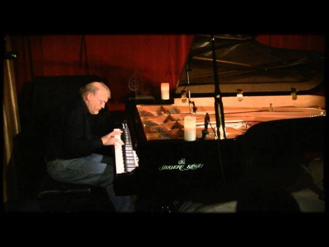 David Nevue - When the Hard Rains Come - Performed Live at Piano Haven - Shigeru Kawai SK7L