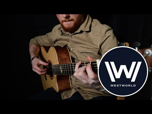 Westworld Main Title Theme (HBO) - Fingerstyle Guitar Cover - CallumMcGaw FREE TAB