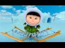 Эскимоска 3 сезон | Веселый оркестр (25 серия) | Мультик про северный полюс