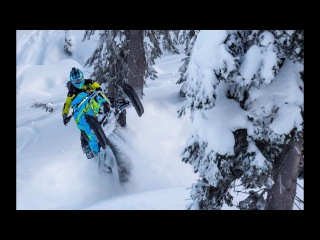 That Kind Of Day - 2017 Montana Backcountry Snowmobiling