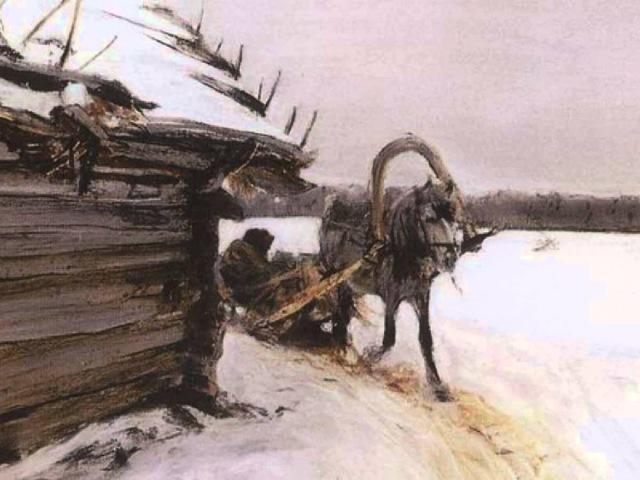 Картинки пушкин зима крестьянин